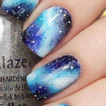 JamAdvice_com_ua_blue-glitter-nail-art_2