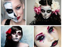 Образ на Хэллоуин: 11 видеоуроков по макияжу с оригинальными идеями
