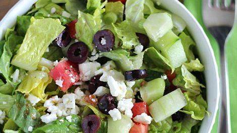 Салат «Греческий»: Особенный рецепт приготовления