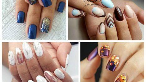 Осенний дизайн ногтей: 190 фото лучших идей маникюра