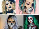Макияж на Хэллоуин: 140 фото самых крутых образов