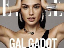 «Чудо-женщина» Галь Гадот в журнале Elle (декабрь 2017)