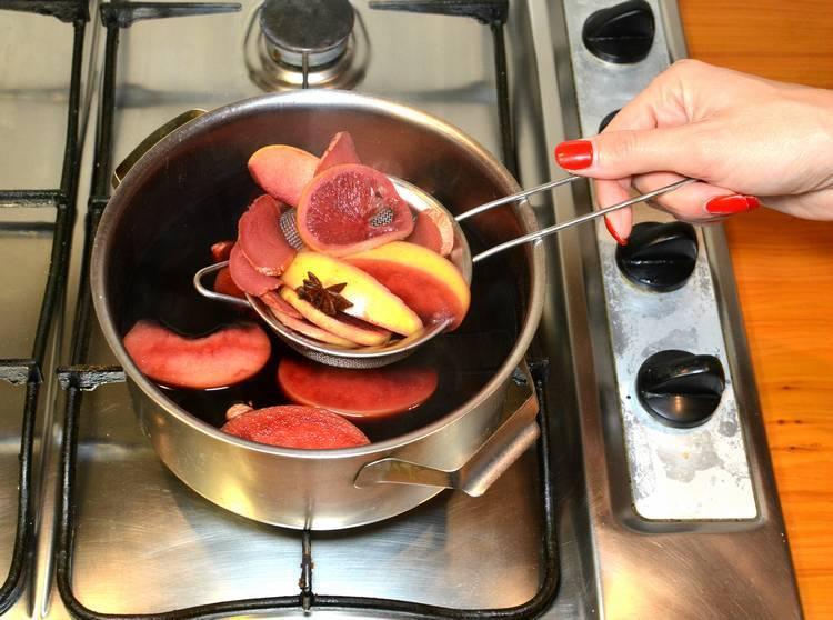 Как приготовить глинтвейн: рецепт с пошаговыми фото
