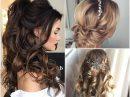 Свадебные прически на длинные, средние и короткие волосы (180 фото)