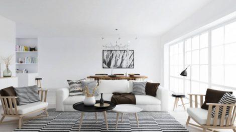 Как подобрать интерьер в новую квартиру