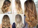 Окрашивание балаяж: фото образов на темные и светлые волосы