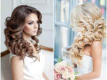 Свадебные прически на длинные волосы (50 фото)