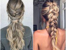 Схемы плетения кос: 50 пошаговых фото и видео уроков