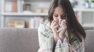 Как не простудиться, промочив ноги