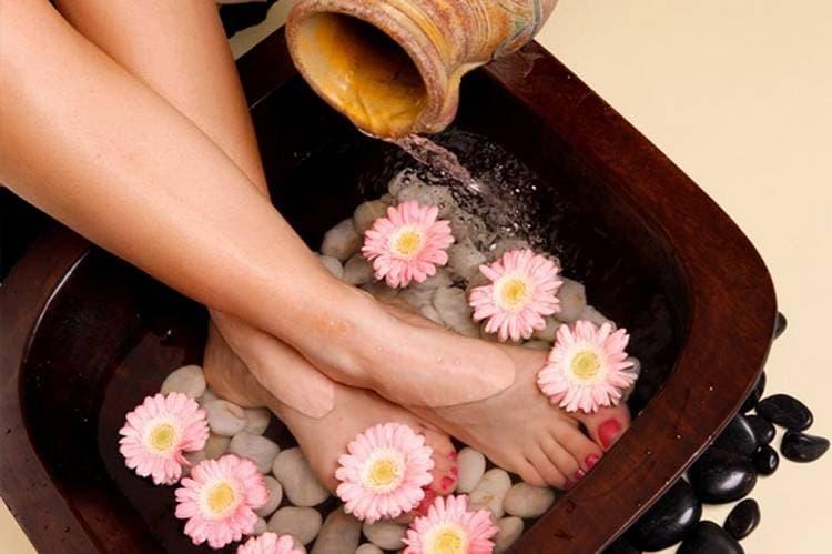 Как не простудиться, если промокли ноги