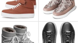 Модные ботинки на зиму от Fidelitti