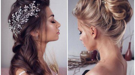 Свадебные прически 2021 года: тренды, новинки, хиты сезона