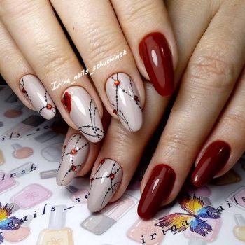 JamAdvice_com_ua_dark-red-nail-art_5