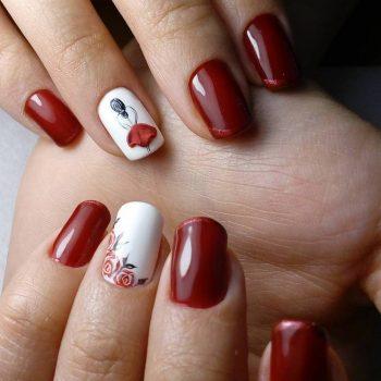 JamAdvice_com_ua_dark-red-nail-art_7