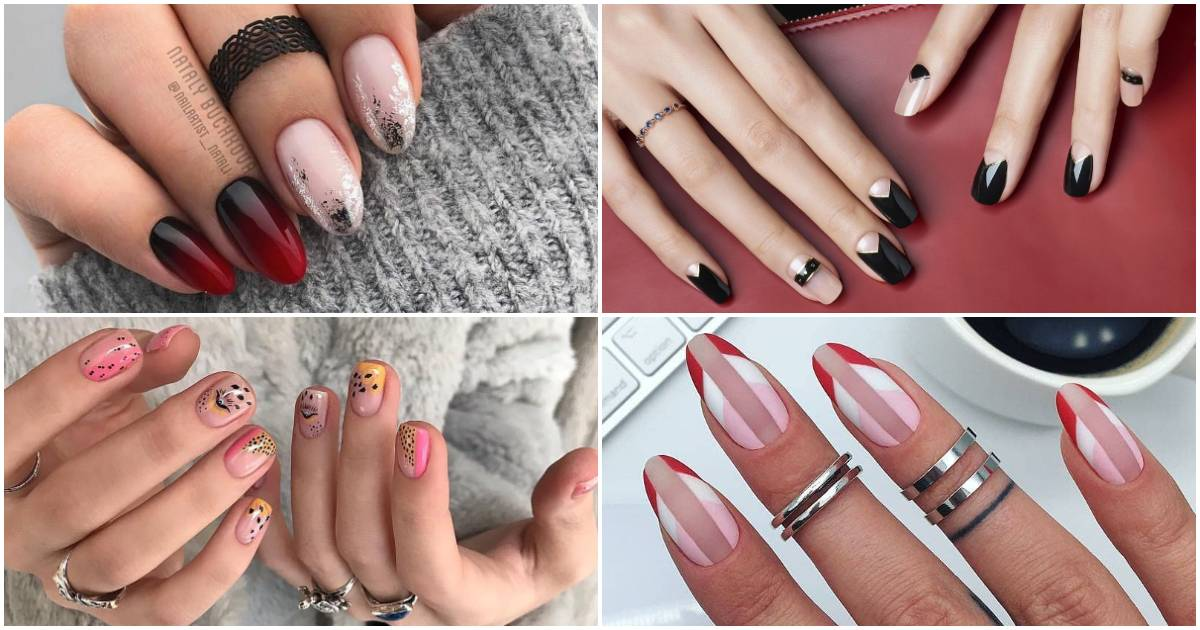 jamadvice_com_ua_fashionable-nail-art_1 Модный стильный маникюр 2019: 100 фото новинок, идей дизайна