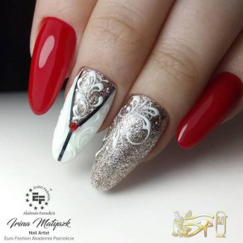 JamAdvice_com_ua_nail-art-red-with-silver_6