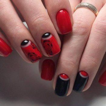 JamAdvice_com_ua_red-and-black-nail-art_2