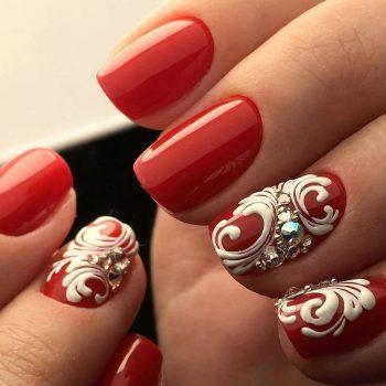 JamAdvice_com_ua_red-nail-art-for-short-nails_6
