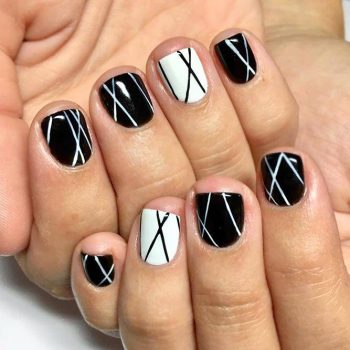 JamAdvice_com_ua_black_and_white_manicure_for_short_nails_11