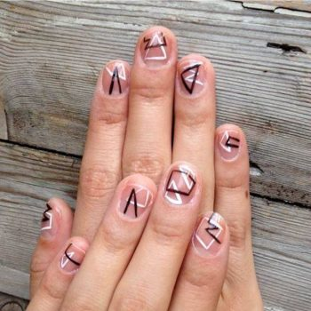JamAdvice_com_ua_black_and_white_manicure_for_short_nails_5