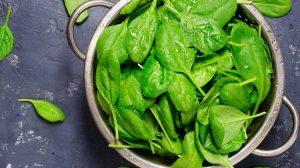 5 полезных рецептов из шпината