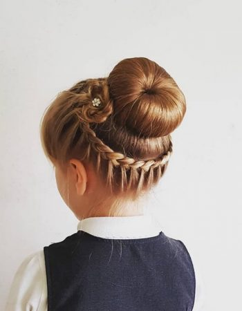 JamAdvice_com_ua_beautiful-hairstyles-for-school-Bunch_4