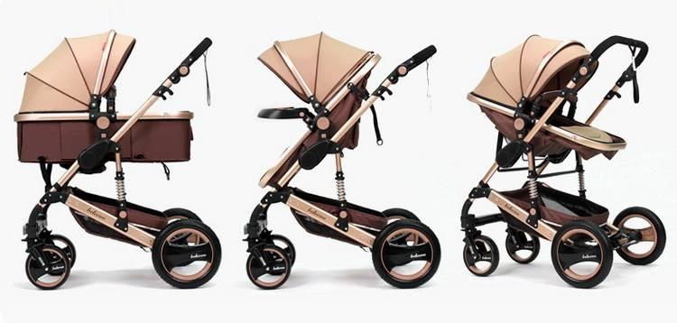 Как выбрать хорошую детскую коляску?