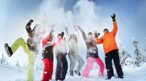 10 оригинальных идей для зимнего корпоратива