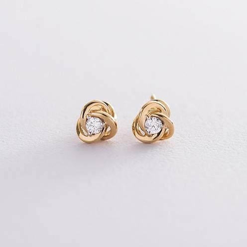 Какие выбрать золотые серьги с бриллиантами в зависимости от огранки? Разбираемся вместе с «Оникс»