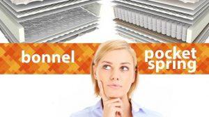 Как выбрать пружинный блок для дивана, плюсы и минусы блоков Боннель, Покет Спринг