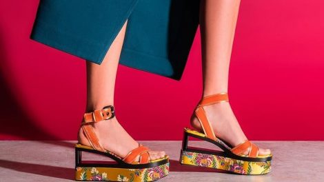 Casadei: на шаг впереди от модных тенденций