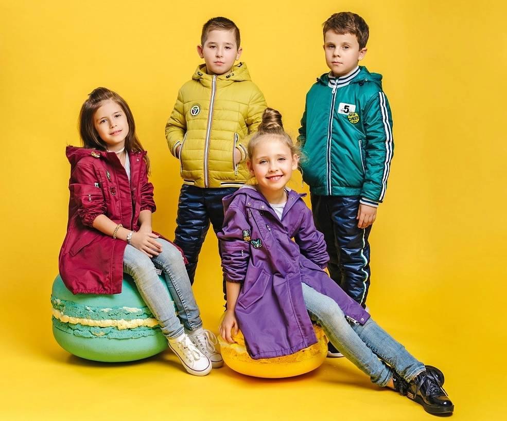 Детская верхняя одежда: основные материалы и утеплители