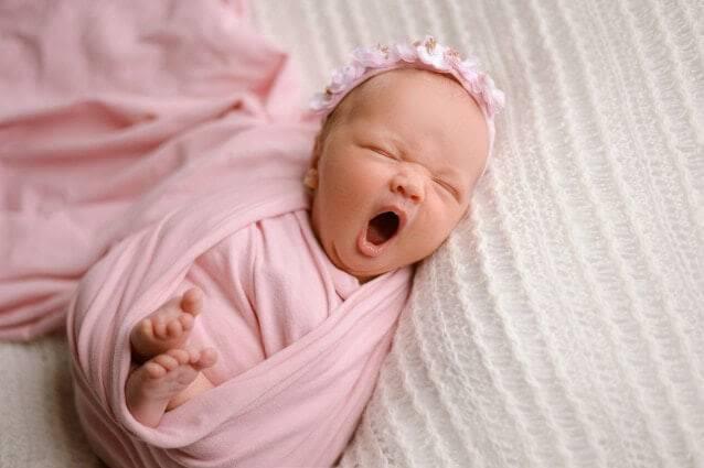 Безопасная одежда для малышей