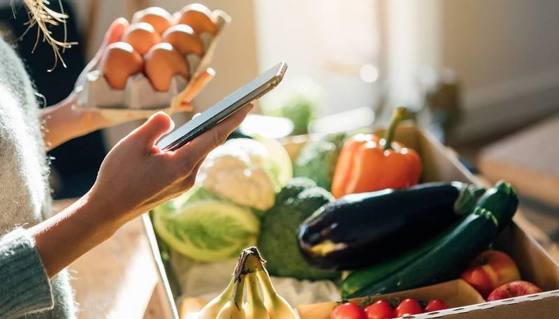 Особенности доставки продуктов из интернет-магазина