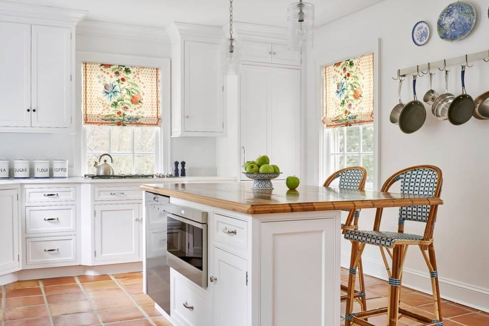 Выбираем шторы для кухни: что предпочесть?