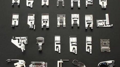 Виды лапок для швейных машин. Как правильно подобрать лапку к модели швейной машины?