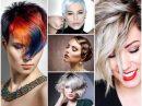 Модные стрижки на Новый год 2021 на короткие и средние волосы