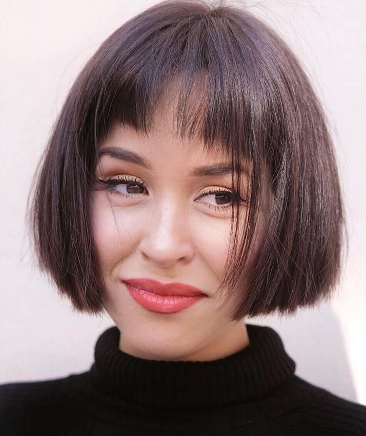 Новинки стрижек для коротких волос на 2021 год