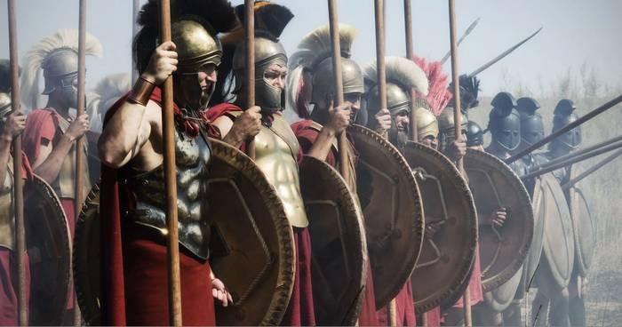 Мужской маникюр в Древнем Риме