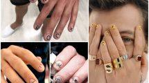 Мужской маникюр — модный тренд современности