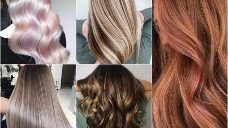 Модный цвет волос 2021: Супер оттенки для тебя