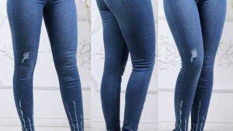Джинсы-стрейч как выбрать и с чем носить