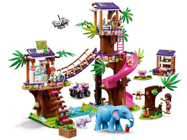 Развиваем фантазию: 3 лучших конструктора LEGO для девочки