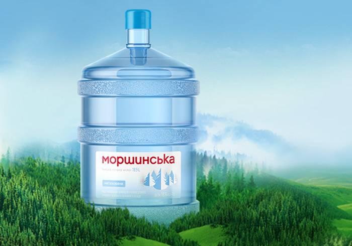 Почему важно пить воду Моршинская?