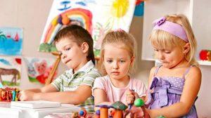 Как устроить ребёнка в детский сад в Киеве