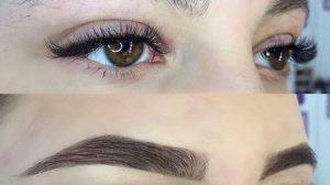 Хна для бровей не только эстетические функции, но и лечебный эффект