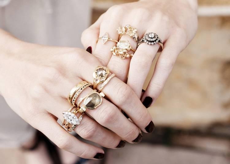 Золотые кольца: правила выбора, особенности грамотного ухода