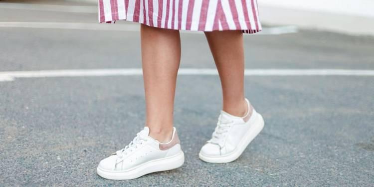 Выбираем кроссовки - обувь, в которой всегда уверена в себе!
