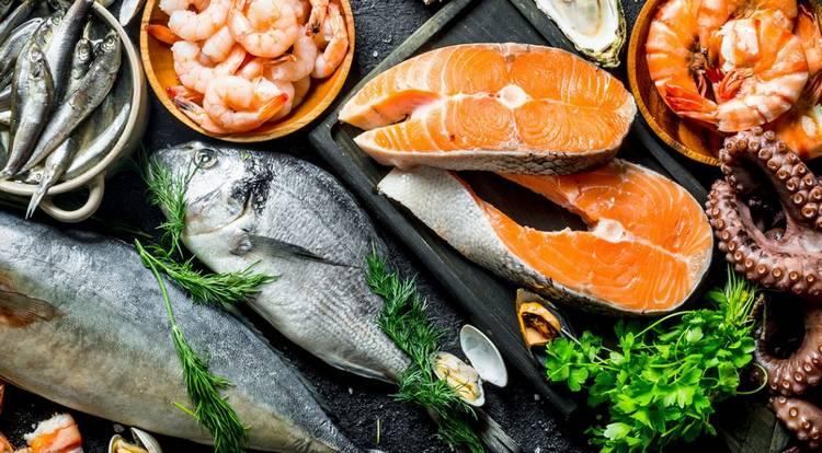 Заказ норвежской рыбы в Egersund Seafood (Киев)