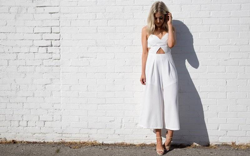 Женский комбинезон: Какой купить и с чем носить?